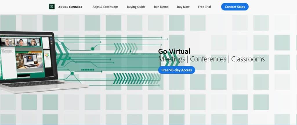 Best Webinar Software - AdobeConnect