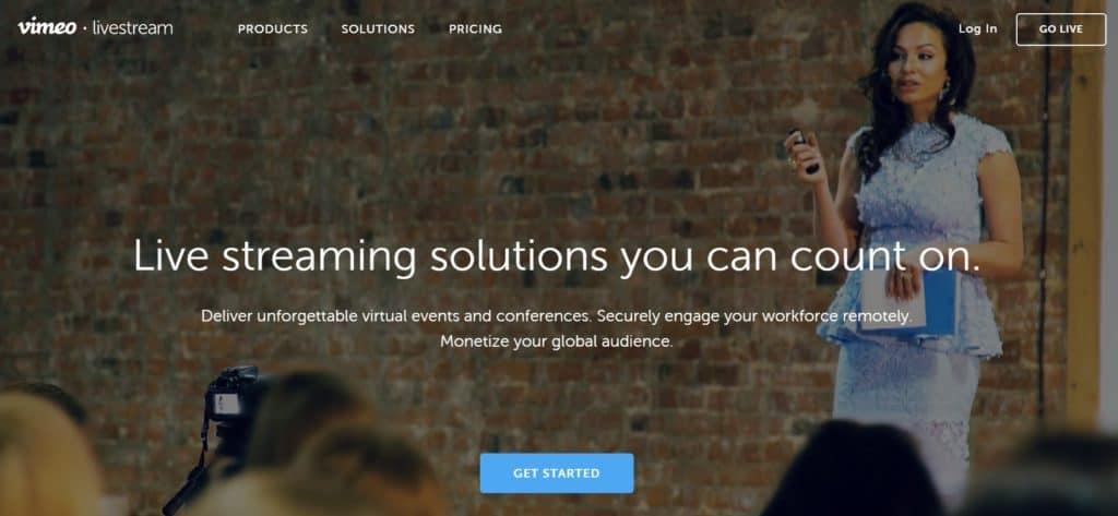 Best Webinar Software - LiveStream