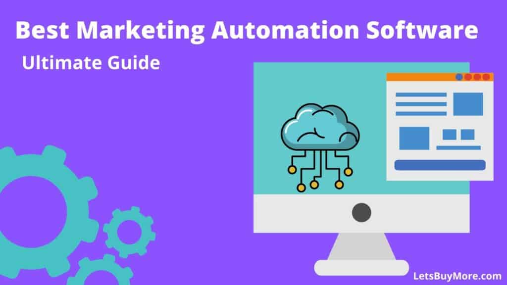 Best Marketing Automation Software Tool