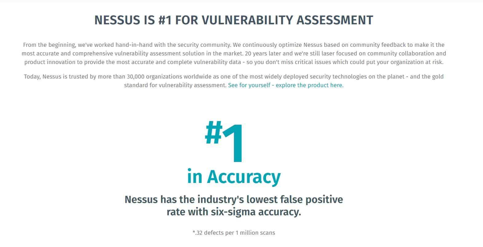 Vulnerability Scan Nessus